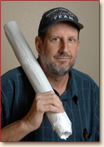 Ted Tapporo, owner, of Crawlspaces 2 Basements.